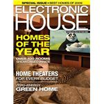 Electronic House magazine