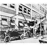 Ford Assembly Line in 1913 from Wikipedia