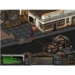 Fallout 2 - Chris and His Gas Station
