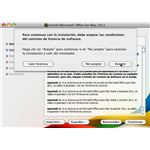 Installing Microsoft Office: Mac 2011 in Spanish