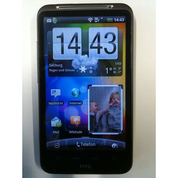 How to Install Android 2.3 Gingerbread on HTC Desire ...