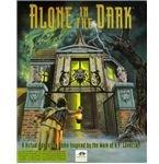 Alone in the Dark DOS Game Boxshot