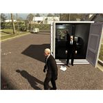 Hitman Blood Money Walkthrough - The FBI Van in A New Life