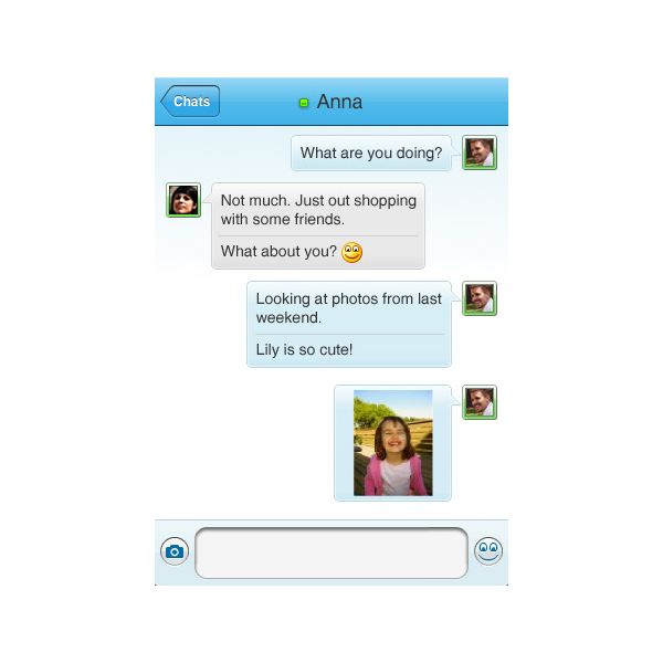 free social networking apps iphone