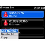 iBlocker Pro Black List