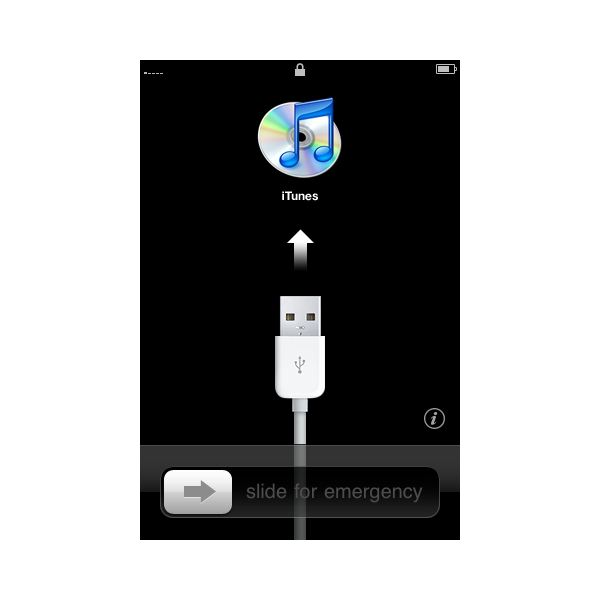 Hook up iphone to itunes