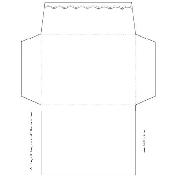 Where to Download Patterns for Making Envelopes