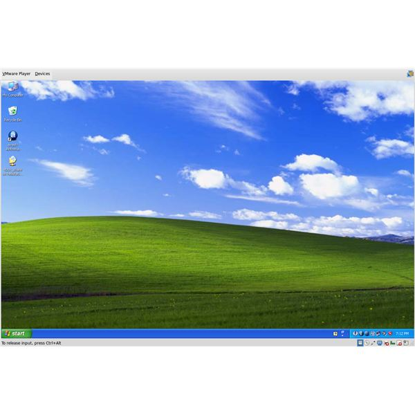 windows xp infected theam - photo #14