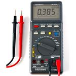 Digital multimeter with test probes