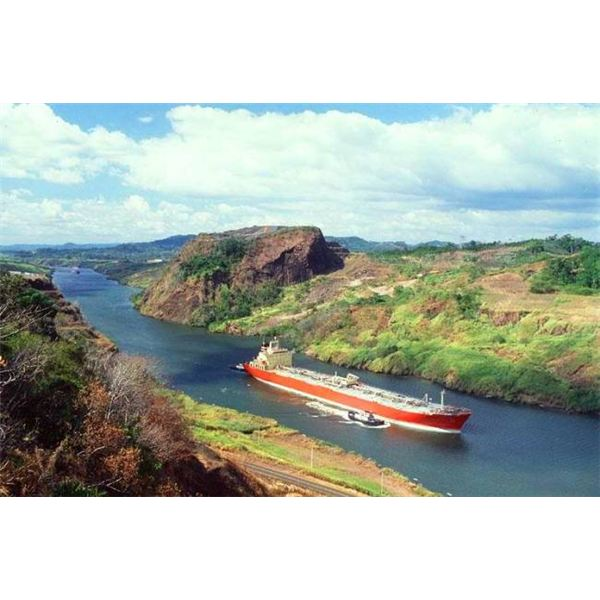 A research on the history of the panama canal
