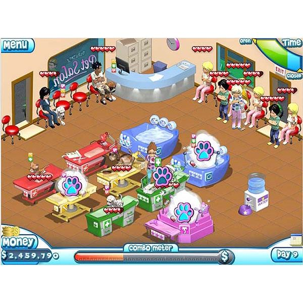 Game hints and tips for paradise pet salon for A family pet salon
