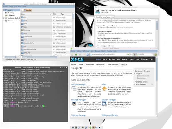 XFCE's Latest Look