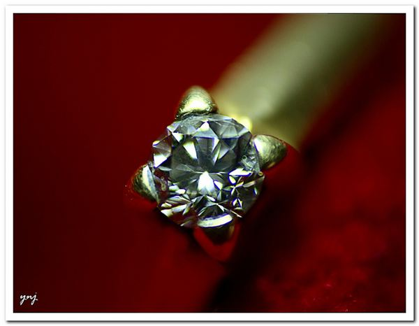 Love Defined By Diamonds