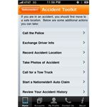 Accident Toolkit Menu