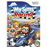 My Sims racing for the Wii console