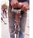 jack hammer precautions