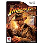 Indiana Jones and the Staff of Kings takes you for an adventure on the Wii game console