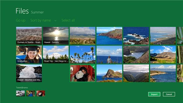 Photo Management in Windows 8