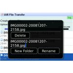 WiFi File Transfer - Blackberry Smartphones