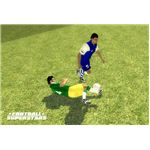 Football Superstars Sliding Tackle