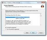 Audacity Installer