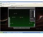 Outer Empires Jump Screen