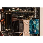Motherboard with Thermalright Ultra 120 Extreme