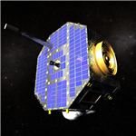 Artist's Impression of the IBEX Spacecraft