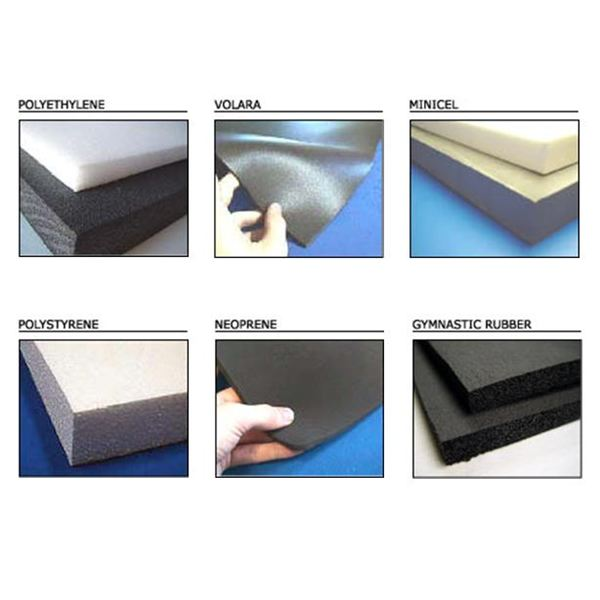 Structural Uses Of Closed Cell Foam