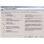 Forefront Client Security Installation Wizard - Component Installation