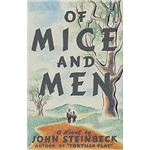 Of Mice and Men Book Cover
