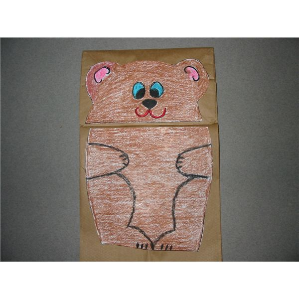 Groundhog day lesson plan crafts activity for preschool for Groundhog day crafts for preschoolers