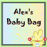 Use this Baby Bag Template to Decorate Your Canvas Bag