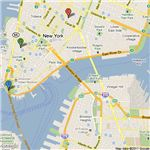 Google Maps of New York City (Image Credit: Google)