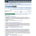 Advanced Search Engine: Deep Web - CompletePlanet