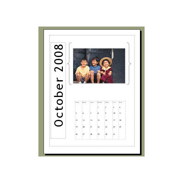 How To Make A Personalized Calendar Using Microsoft Publisher