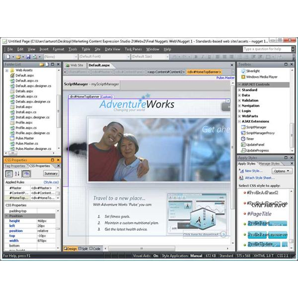 Download web templates for expressionweb free software for Microsoft expressions templates