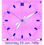 Vorino Clock Screensaver screenshot3
