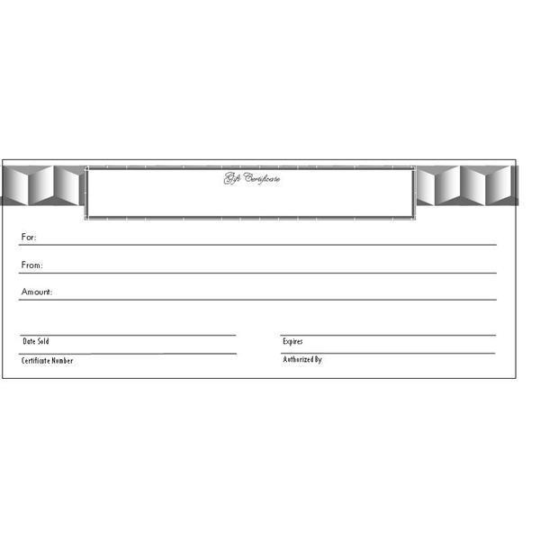 Free Printable Gift Certificate Templates For Ms Publisher