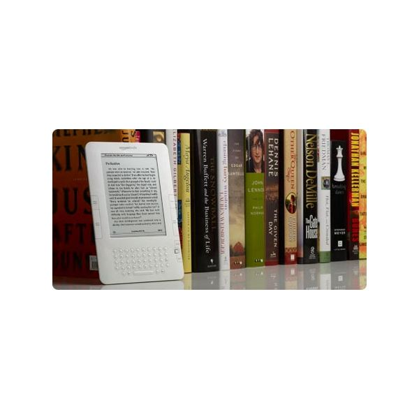 Kindle Vs Sony Reader: Kindle/Nook Comparison: 2010 Is The Year Of The EBook Reader