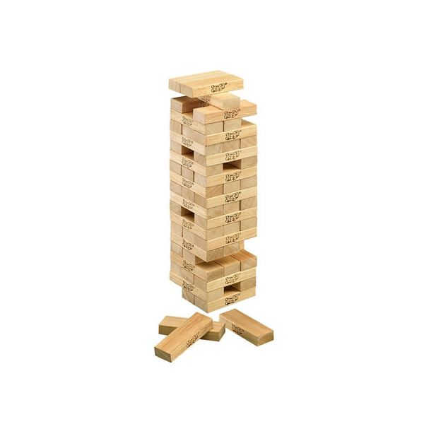 jenga game how to play