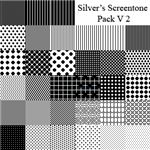 Silver s Screentone Pack V2 by silverwinglie