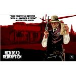 Red Dead Redemption Marshal Johnson