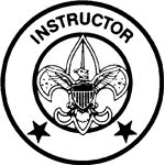 Boy Scout - Instructor Patch