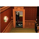 The Sims 3 WooHoo in Elevator