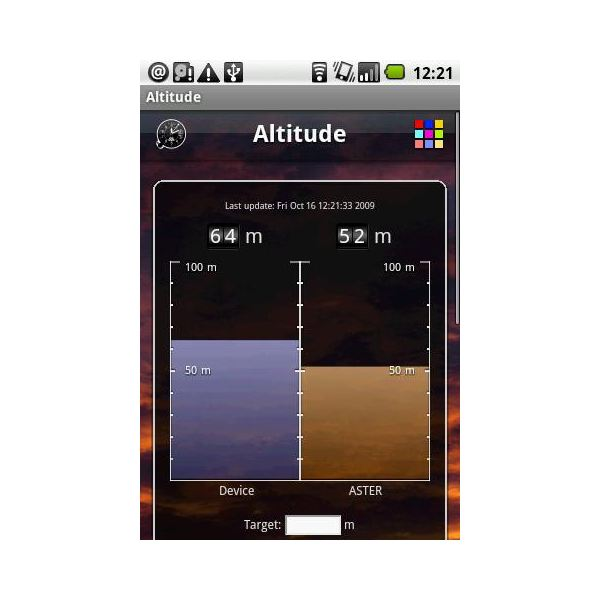 Elevated Android Best Android Altimeter Apps - Best altitude app