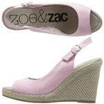 ZoeandZacPinkTigerlillyEcoShoe
