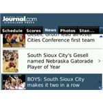 Sioux City Journal BlackBerry App