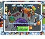 The Sims Social Halloween 2011