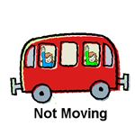Bus Not Moving